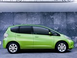 Images of Honda Jazz Hybrid 2010