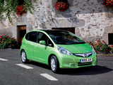 Photos of Honda Jazz Hybrid 2010