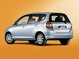 Pictures of Honda Jazz 2005–08