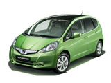 Pictures of Honda Jazz Hybrid 2010