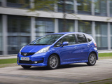 Pictures of Honda Jazz Si 2012