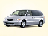 Pictures of Honda Lagreat (RL1) 1999–2004