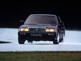 Honda Legend V6 Ti 1988–90 photos