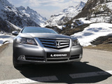 Honda Legend (KB1) 2008–10 pictures