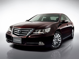 Honda Legend JP-spec (KB1) 2008–10 wallpapers