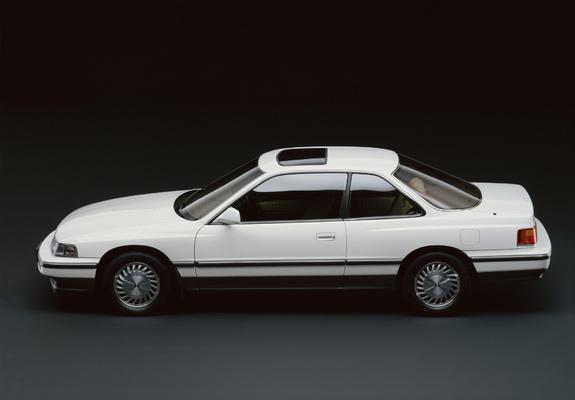 Images of Honda Legend Exclusive 2-door Hardtop 1987-90