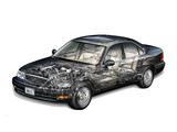 Images of Honda Legend (KA9) 1996–98