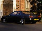 Photos of Honda Legend Coupe UK-spec (KA8) 1991–96