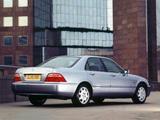 Photos of Honda Legend (9) 1998–2004