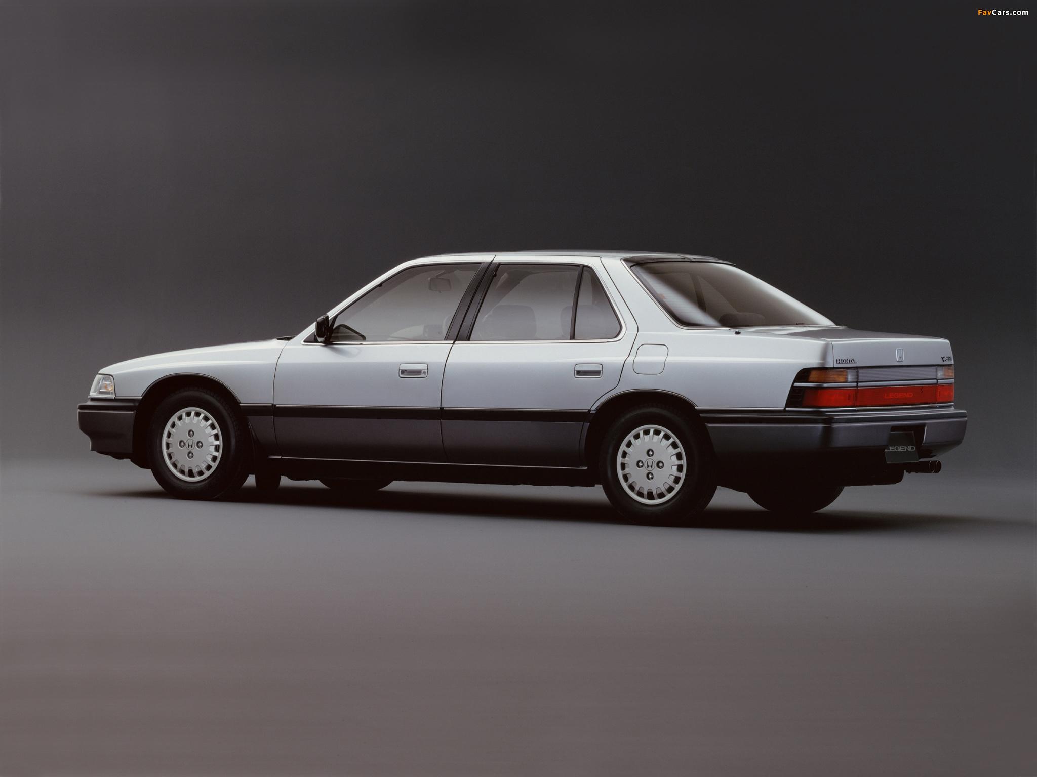 Pictures of Honda Legend V6 Gi 1985-90 (2048x1536)