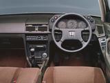 Pictures of Honda Legend V6 Mi 1986–90