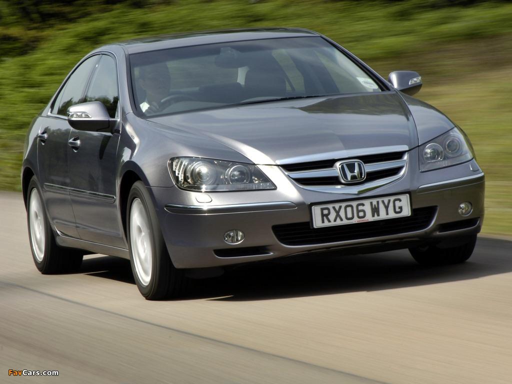 Pictures of Honda Legend UK-spec (KB1) 2004-08 (1024x768)