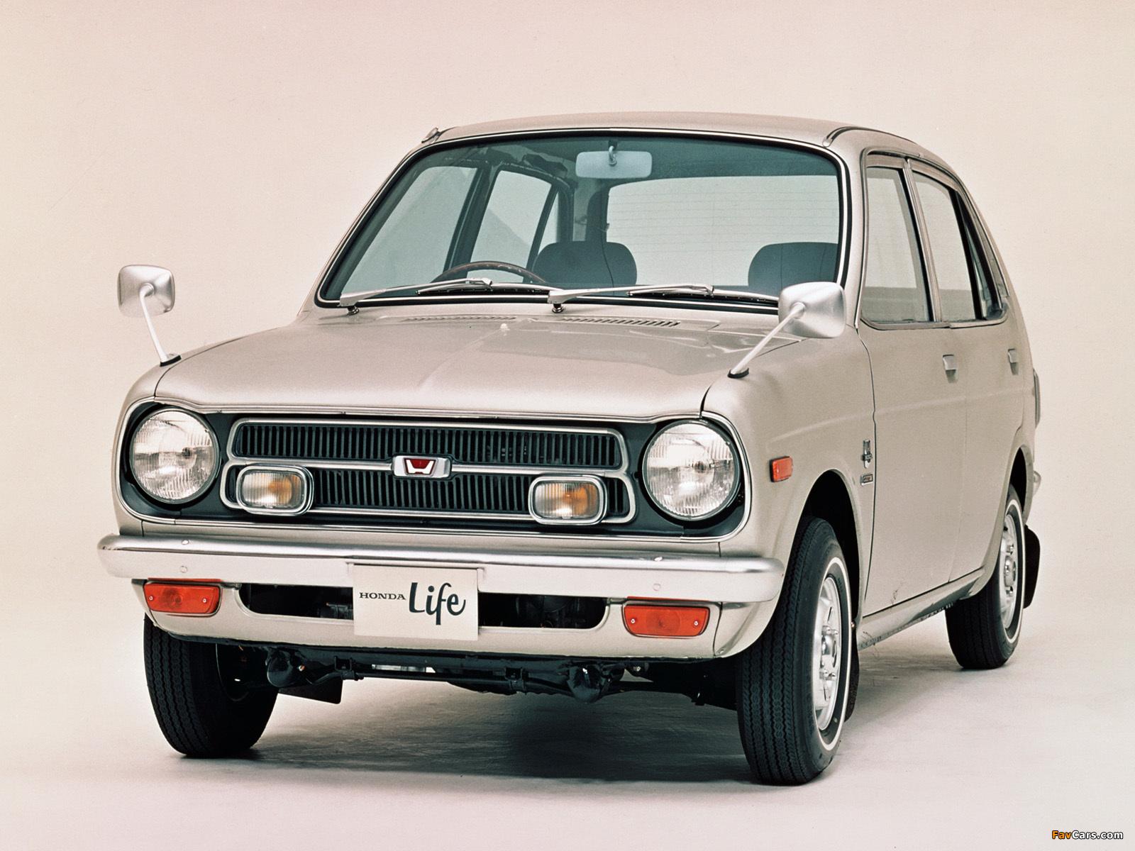 Honda Life 4 Door 1971 74 Wallpapers 1600x1200