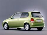 Honda Logo 3-door (GA3) 1996–2001 images