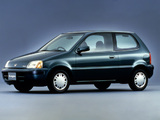 Honda Logo 3-door (GA3) 1996–2001 wallpapers