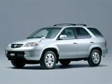 Photos of Honda MDX (YD) 2001–03