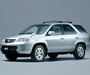 Photos of Honda MDX (YD) 2001–03