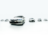 Honda Hybrid models photos