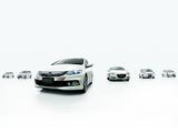 Honda Hybrid models photos