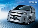 Mugen Honda Mobilio (GB) 2004–08 photos
