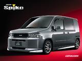 Photos of Mugen Honda Mobilio Spike (GK) 2002–05