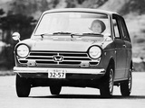 Honda N360 1967–70 photos