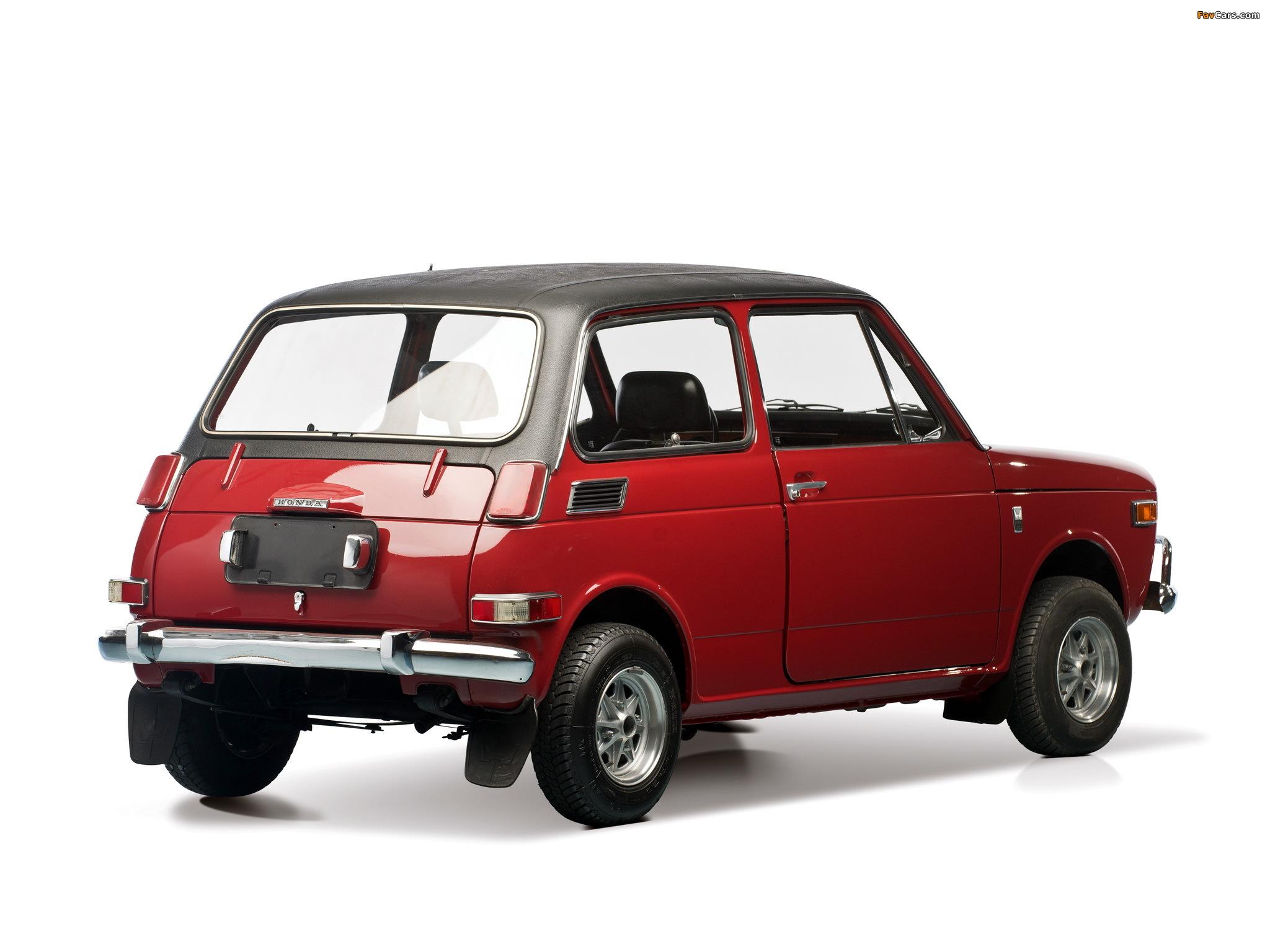 Honda N600 1967–72 photos (2048x1536)