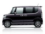 Images of Honda N Box Custom G (JF1) 2011