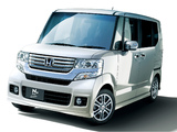 Images of Honda N Box+ Custom G (JF1) 2012