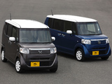 Pictures of Honda N Box+ (JF1) 2012