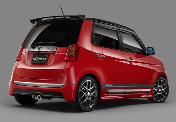 Pictures of Mugen Honda N One Premium Tourer 2012
