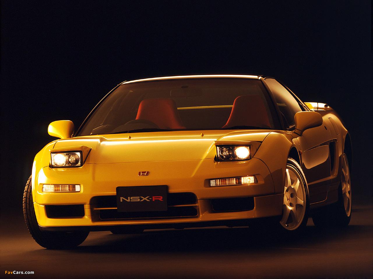 Honda Nsx R Na1 1992 95 Wallpapers 1280x960