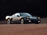 Honda NSX-T (NA1) 1995–2002 photos