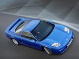 Honda NSX UK-spec (NA2) 2001–05 photos