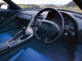 Honda NSX UK-spec (NA2) 2001–05 pictures