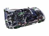 Honda NSX GT500 (NA2) 2002–10 wallpapers