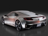 Honda NSX Concept 2012 pictures