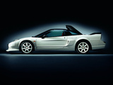 Honda NSX-R GT (NA2) 2005 wallpapers