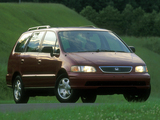 Honda Odyssey (RA1) 1995–99 images