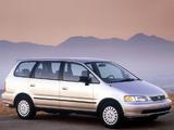 Honda Odyssey (RA1) 1995–99 wallpapers