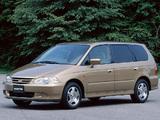Honda Odyssey Prototype 1999 pictures