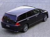 Honda Odyssey Absolute (RB1) 2004–08 photos