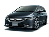 Honda Odyssey Absolute (RB1) 2004–08 pictures