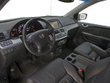 Honda Odyssey US-spec 2008–10 photos