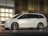 Honda Odyssey Concept 2010 images