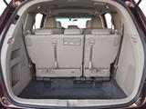 Honda Odyssey US-spec 2010 images