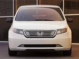 Honda Odyssey Concept 2010 photos