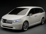 Honda Odyssey Concept 2010 pictures