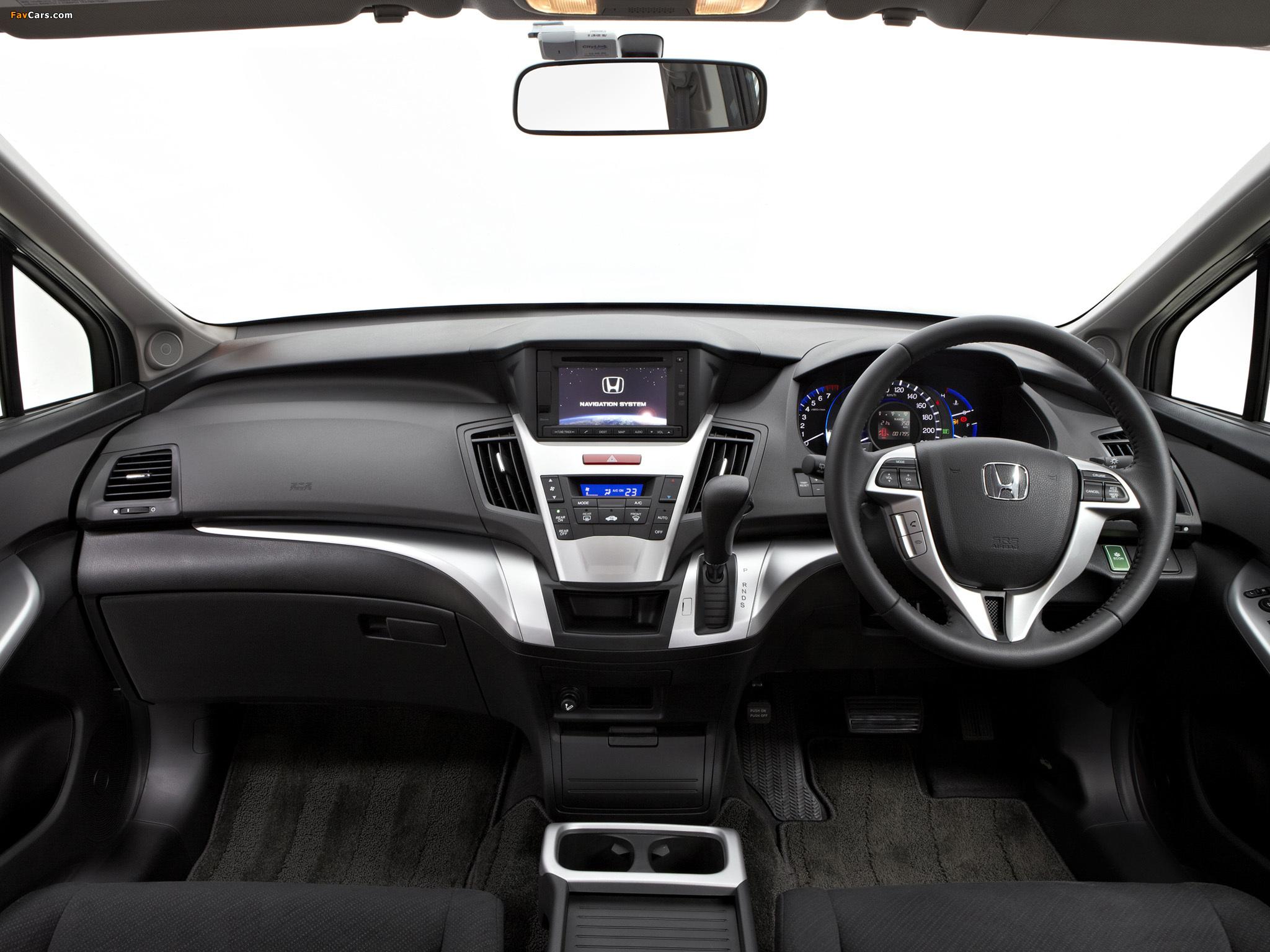 Honda Odyssey AU-spec (RB3) 2011 photos (2048x1536)