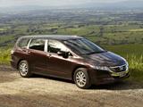 Honda Odyssey AU-spec (RB3) 2011 photos